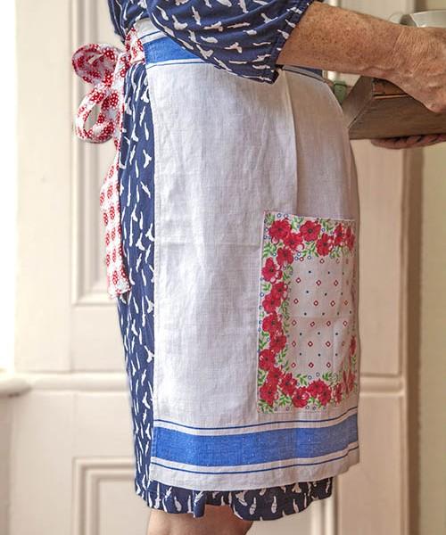 T-towel apron