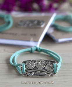 Cute Owl Bracelet Kit