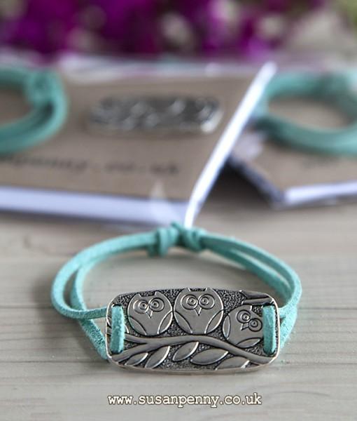 Cute Owl Bracelet Kit