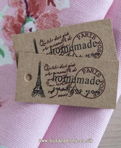 Thick Brown Kraft Card Swing/Gift Tags